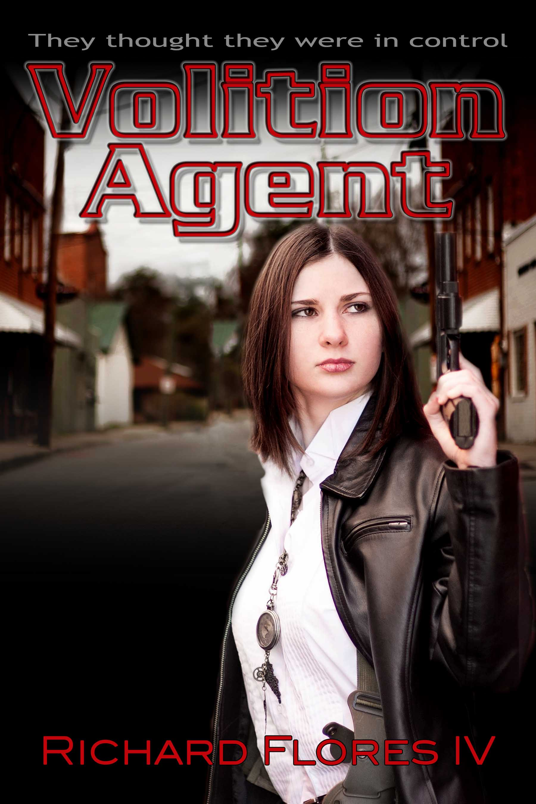 Volition Agent - Kindle Cover (Hires jpg)